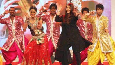 Aishwarya Rai Bachchan is not just a passionate actress but also an articulate dancer and here's proof 1