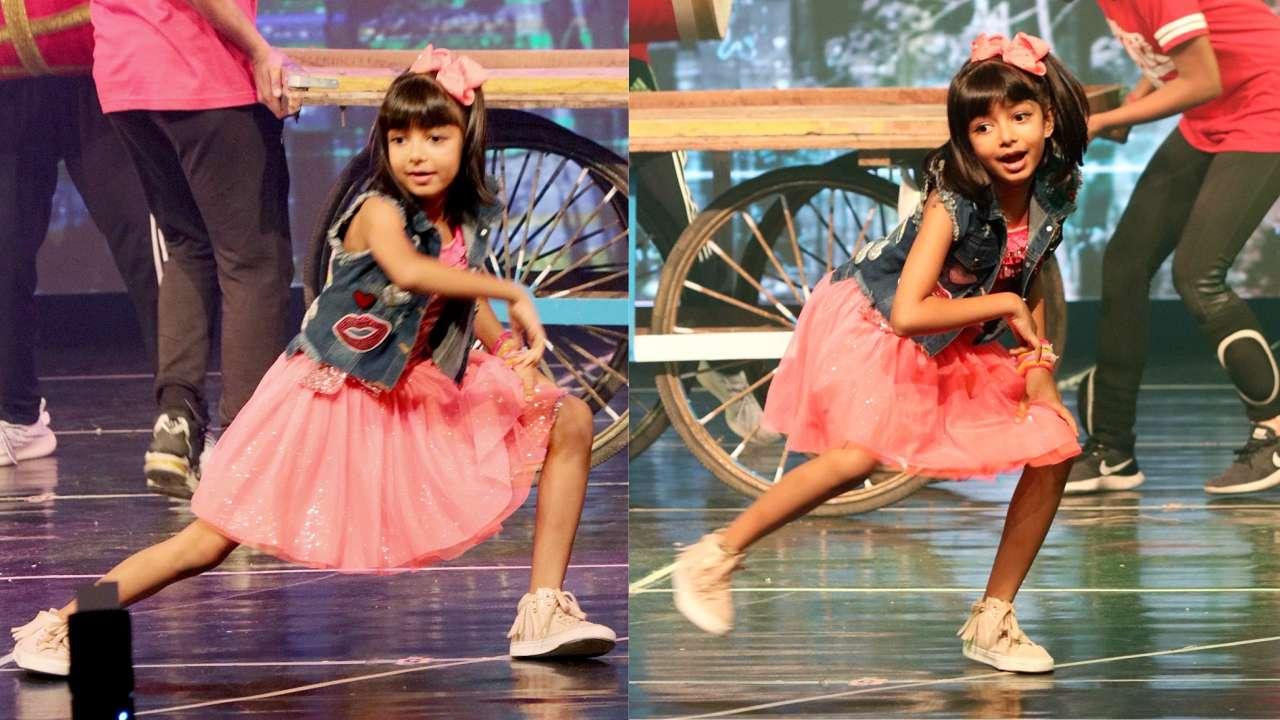 Aishwarya Rai Bachchan's daughter Aaradhya Bachchan has ...