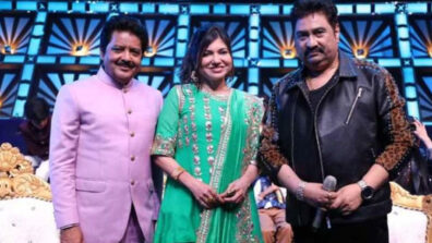 Alka Yagnik, Udit Narayan and Kumar Sanu to judge Sa Re Ga Ma Pa Li'l Champs 8