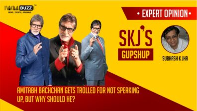 Amitabh Bachchan gets trolled for not speaking up, but why should they?