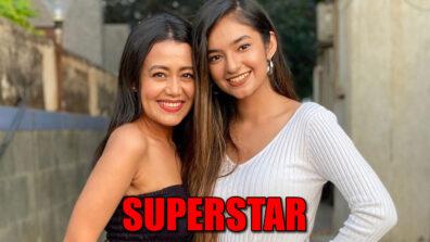 Anushka Sen is Neha Kakkar's SUPERSTAR 1