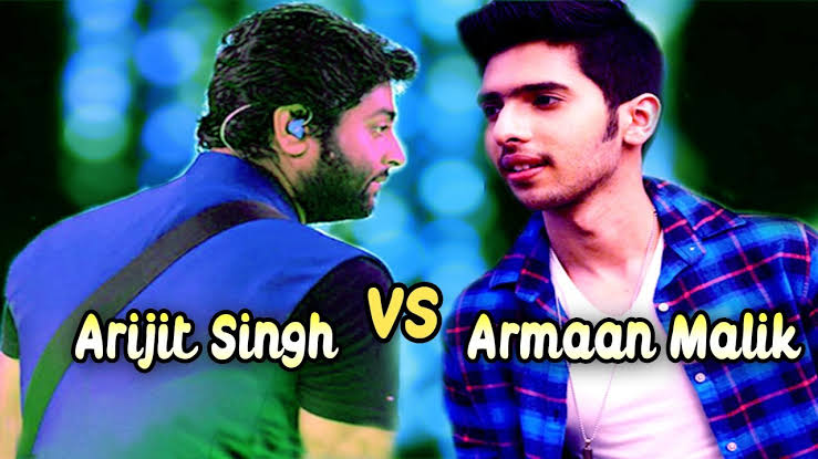 Arijit Singh vs Armaan Malik: Who owns the best voice tone?