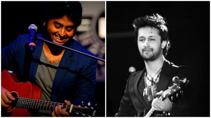 Arijit Singh Vs Atif Aslam - The True King of Romantic Songs