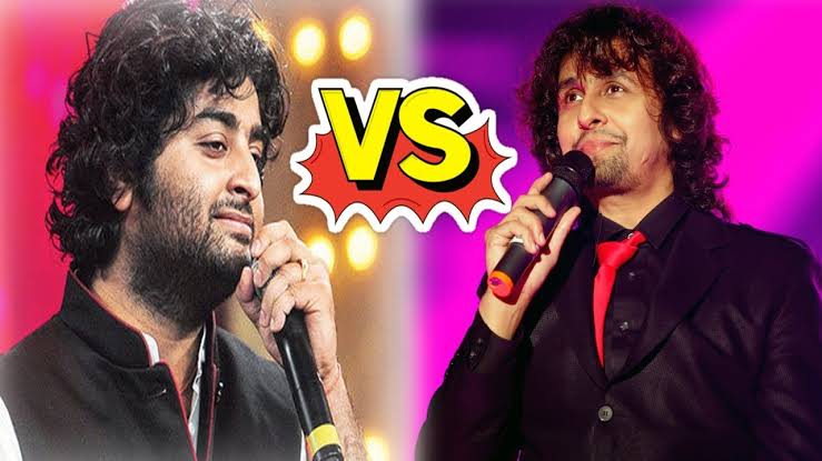 Arijit Singh vs Sonu Nigam: Who would you love to meet?
