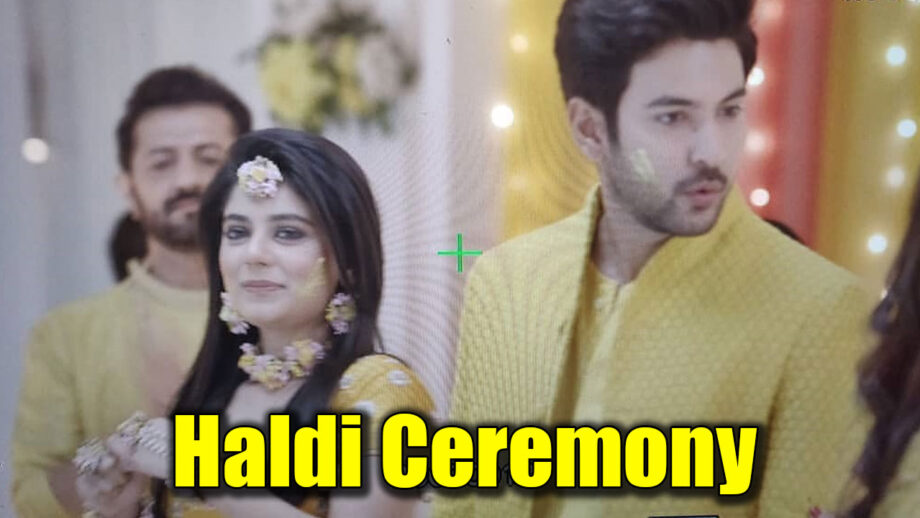 Beyhadh 2: Rudra and Ananya's rocking haldi ceremony