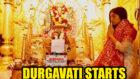Bhumi Pednekar begins her Durgavati journey with Akshay Kumar