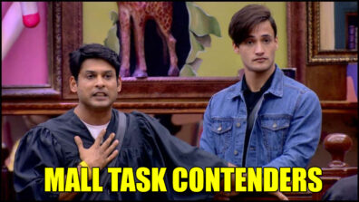 Bigg Boss 13: Asim Riaz and Sidharth Shukla are the 'mall task' contenders?
