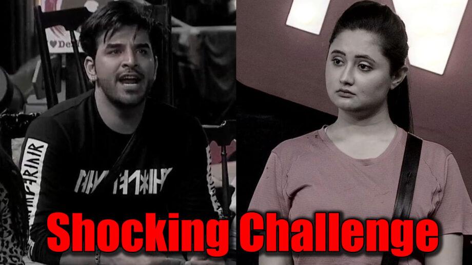 Bigg Boss 13: Paras Chhabra throws a shocking challenge at Rashami Desai