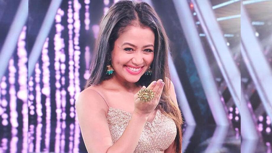 Checkout: Neha Kakkar is a full on 10 in style