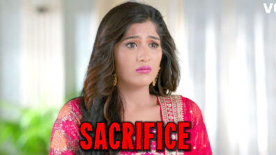 Choti Sarrdaarni: Meher to sacrifice at the cost of her life?