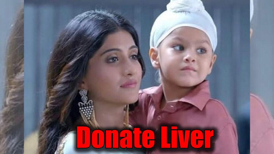 Choti Sarrdaarni: Pregnant Meher to donate liver for Param