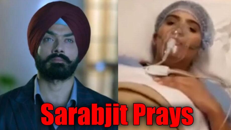 Choti Sarrdaarni: Sarabjit to offer his prayers with Meher turning critical