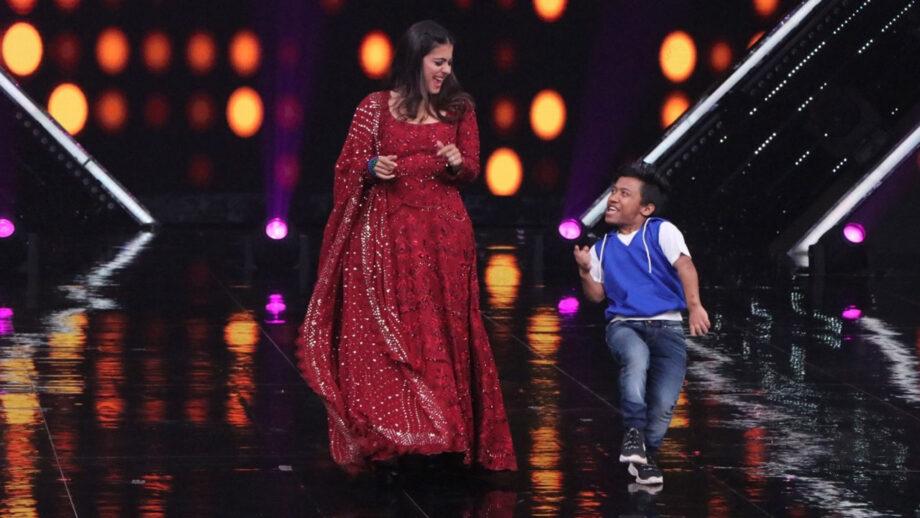 Dance+5: Kajol's 'Neend Churayi Meri' moment with Monark