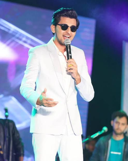 Darshan Raval's all concert looks 4