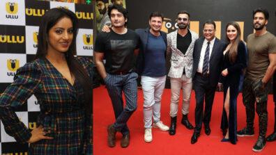Deepika Singh, Amar Upadhyay, Rohit Roy, Ashmit Patel at Ullu App's birthday bash 14