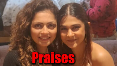 Drashti Dhami in awe of Code M star Jennifer Winget, find out why