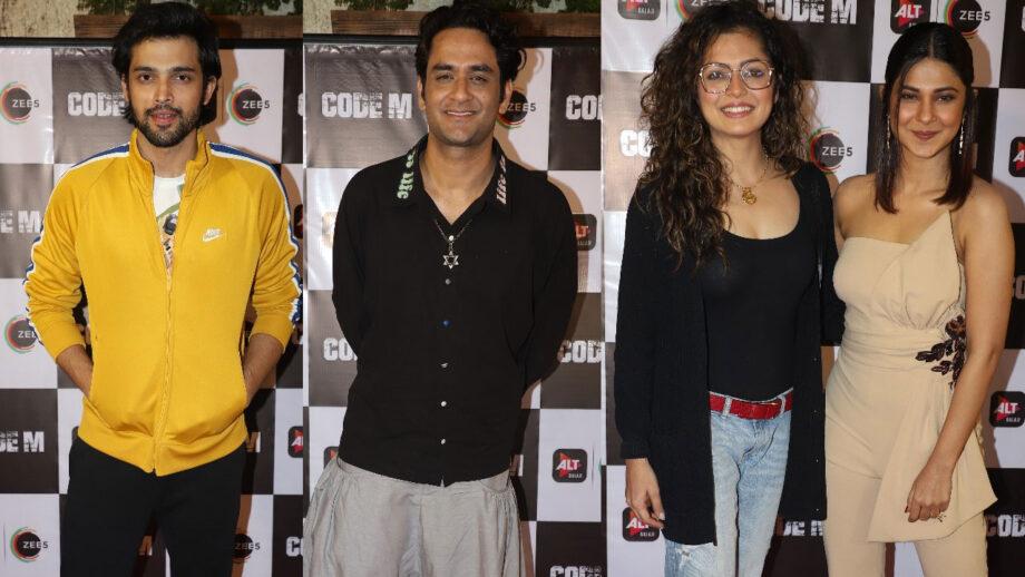Drashti Dhami, Parth Samthaan, Vikas Gupta cheer for Jennifer Winget 17