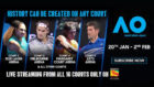 Enjoy all the action of the Australian Open 2020 on SonyLiv