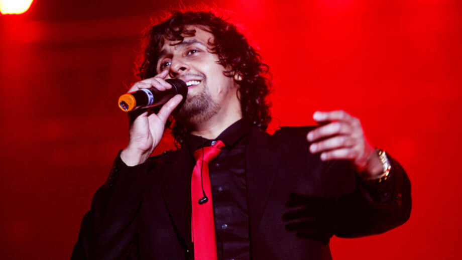 Every time Sonu Nigam touched hearts with his soulful rendition