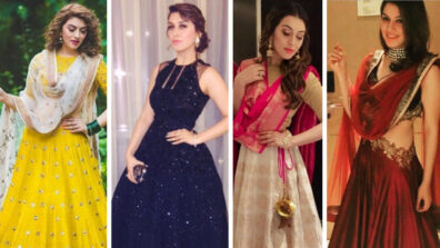 Explore Hansika Motwani's fashion and styling game that tells you to live life to the fullest 1