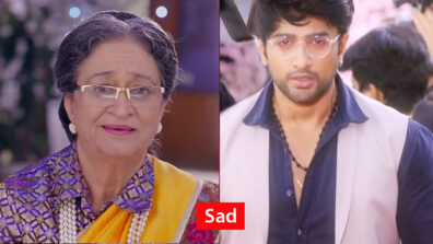 Guddan Tumse Na Ho Payega: Dadi worries over Akshat's well-being