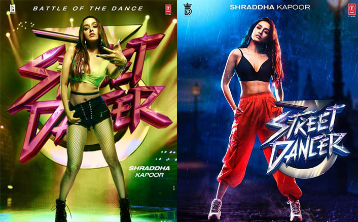 Hottest moments of Street Dancer 3D Actress Shraddha Kapoor