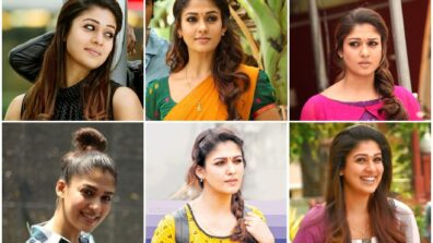 If You're Nayanthara Fan, Follow These Party Hairstyles 1