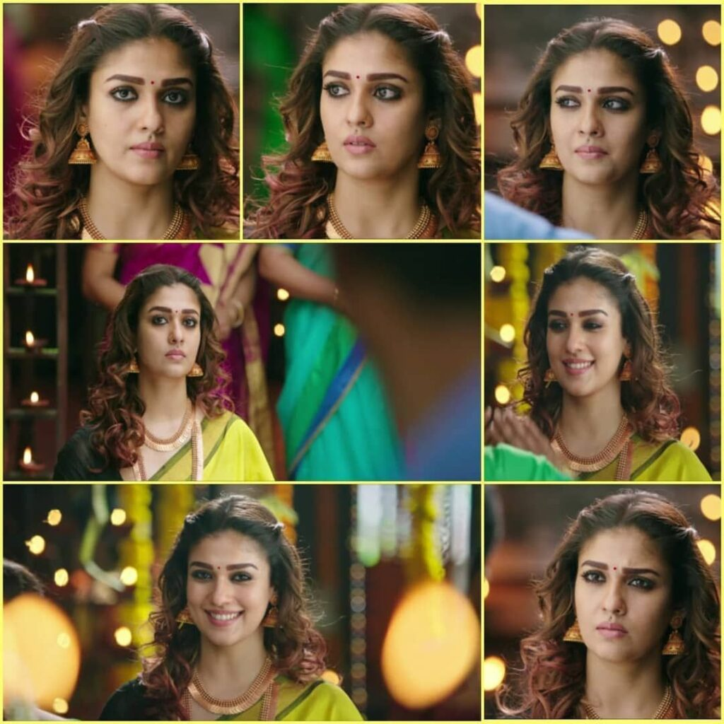 If You're Nayanthara Fan, Follow These Party Hairstyles 5