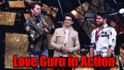 Indian Idol 11: Contestant Adriz Ghosh gets love tips from Maniesh Paul