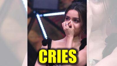 Indian Idol 11: Shraddha Kapoor CRIES her heart out