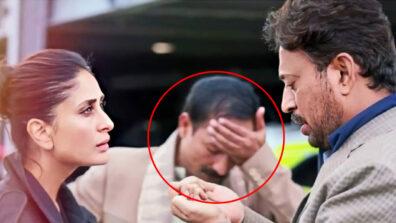 Is the MYSTERY MAN from Kareena Kapoor Khan's Angrezi Medium Saif Ali Khan? 1
