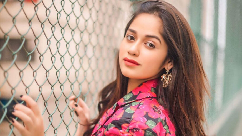 Jannat Zubair and her striking poses