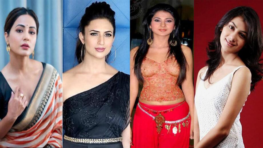 Jennifer Winget, Hina Khan, Divyanka Tripathi, and Sriti Jha: The most highest-paid TV actress
