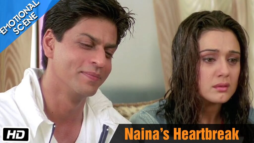 Karan Johar and his passion for emotional love scenes 1