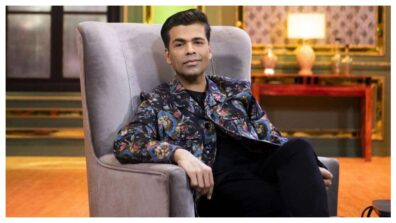 Karan Johar and his passion for emotional love scenes