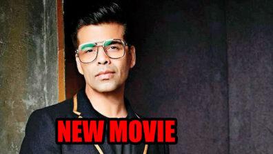 Karan Johar's upcoming movie details REVEALED