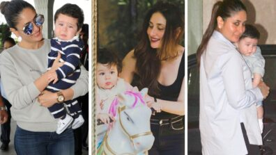 Kareena Kapoor Khan and Taimur Ali Khan: This Mother and son duo will surely melt your heart