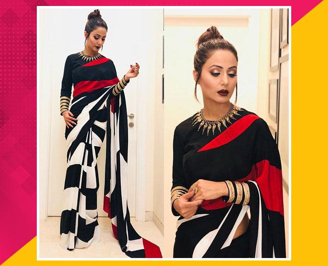 Kasautii Zindagii Kay: See Beautiful Komolika's Ethnic Blouse Designs 2