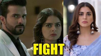 Kundali Bhagya: Rishabh and Sherlyn's massive fight for Preeta
