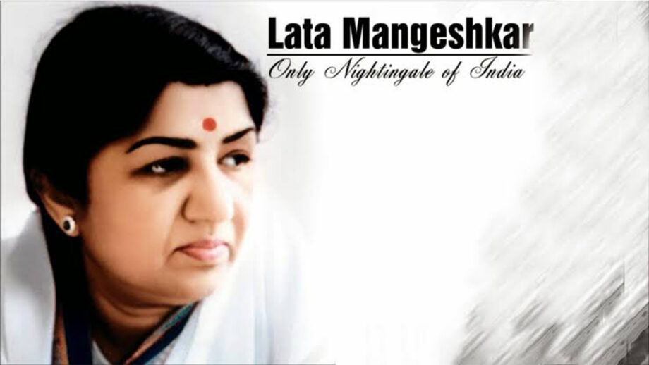 Lata Mangeshkar is rightly called the Nightingale