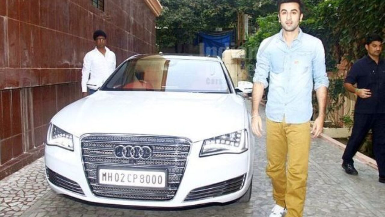 Let S Take A Look At Ranbir Kapoor S Car Collection Iwmbuzz