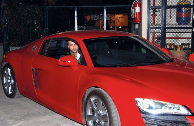 Let's take a look at Ranbir Kapoor's car collection 2