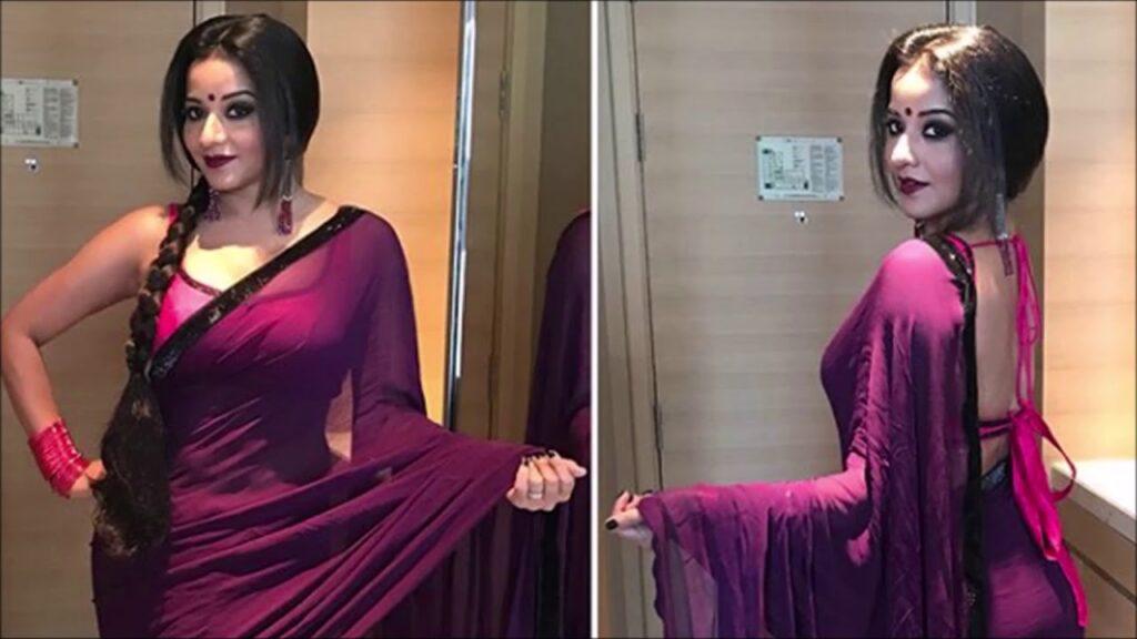 Monalisa looks HOT in different daayan avatars 4