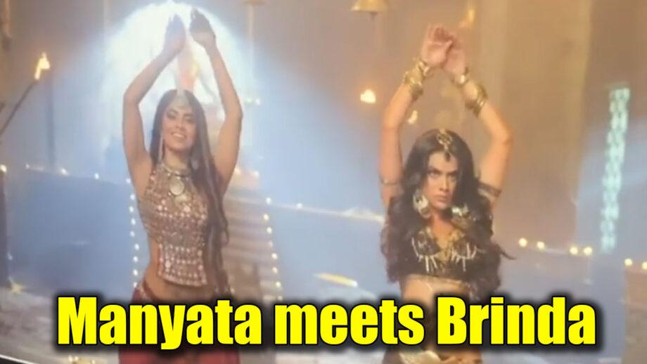 Naagin – Bhagya Ka Zehreela Khel: Maanyata and Brinda's Taandav dance