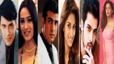 Old Vs New cast of Star Plus show Kasautii Zindagii Kay 5