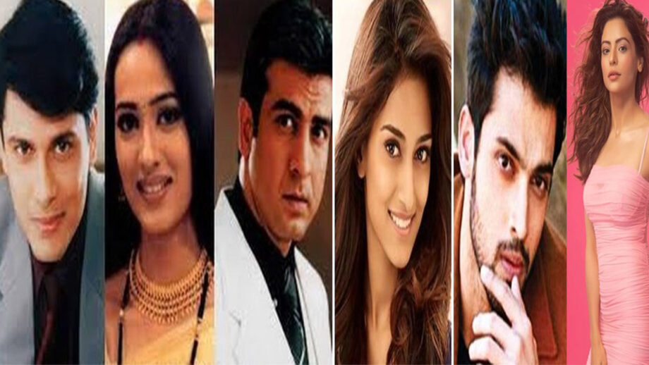 Old Vs New cast of Star Plus show Kasautii Zindagii Kay 5
