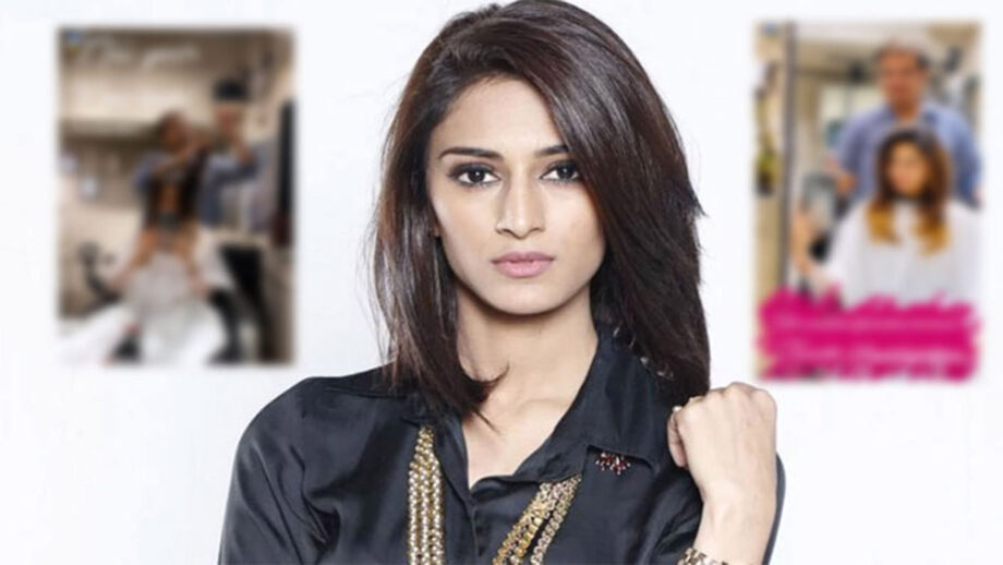 OMG! Erica Fernandes caught in a OOPS moment 1
