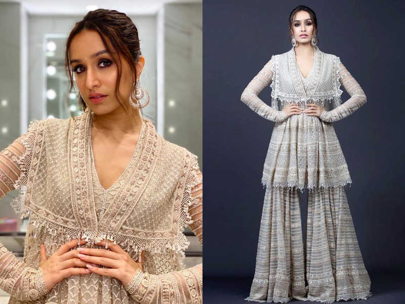 PICK UP these things from Shraddha Kapoor's wardrobe