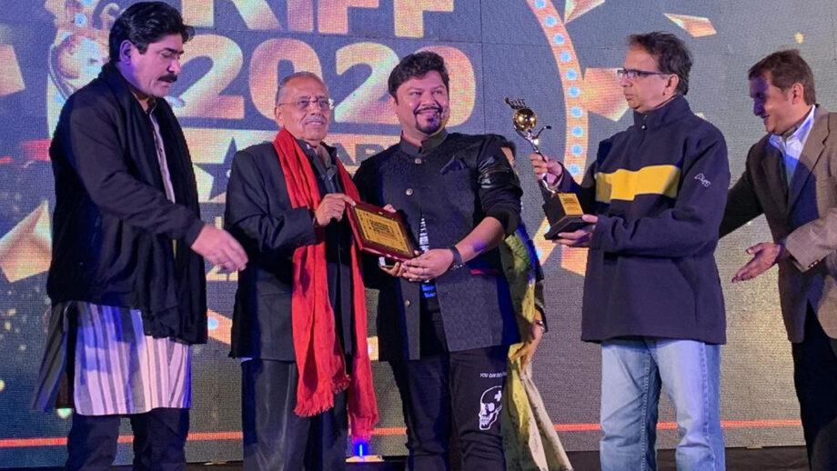 Ram Kamal bags Best Director Award for Season's Greetings at RIFF 2020