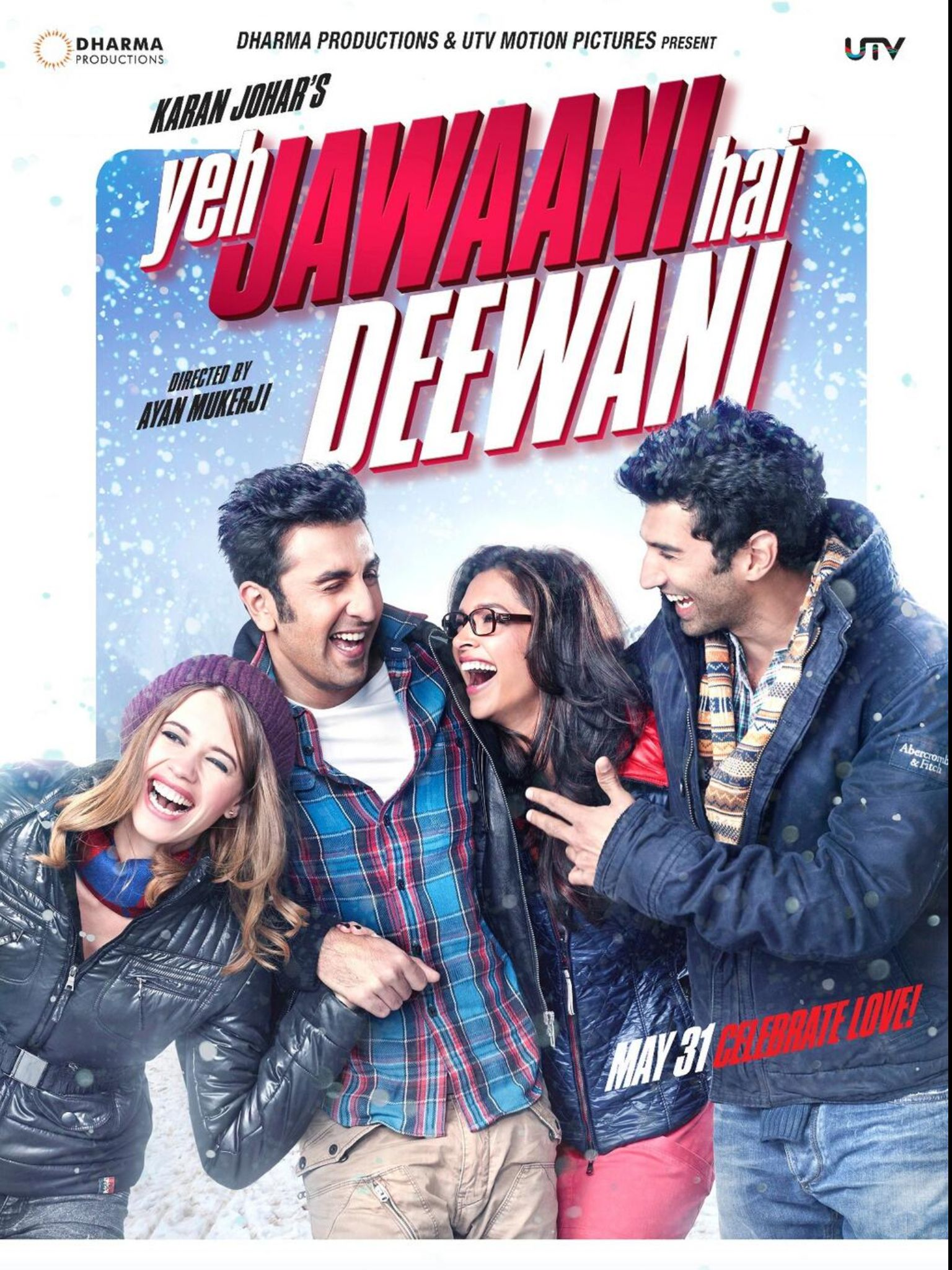 Ranbir Kapoor's best and re-watchable movies 1